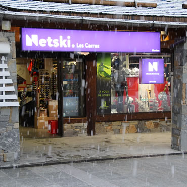 magasin-netski-lescarroz-047 Location de skis - Les Carroz - Location VTT - MTB and ski Rental